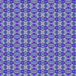 The Shared Purple Spaces of the Octagon, Diamond, and Oval