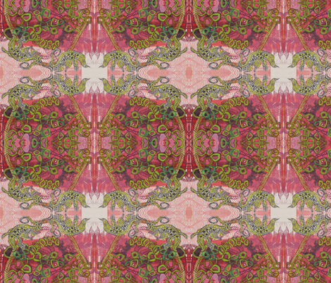 Plake mencuri fabric by albanianflower on Spoonflower - custom fabric