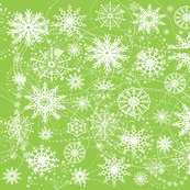 Little_flaky_christmas_green