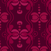 Matisse Wallpaper - Pink