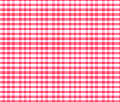 STRAWBERRY GINGHAM fabric by bluevelvet on Spoonflower - custom fabric