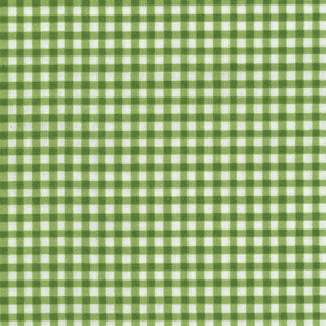 COUNTRY GREEN GINGHAM