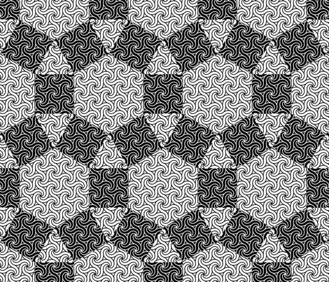 S643XV + R6XS fabric by sef on Spoonflower - custom fabric