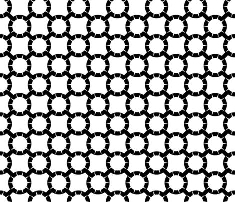 spike fabric by keweenawchris on Spoonflower - custom fabric
