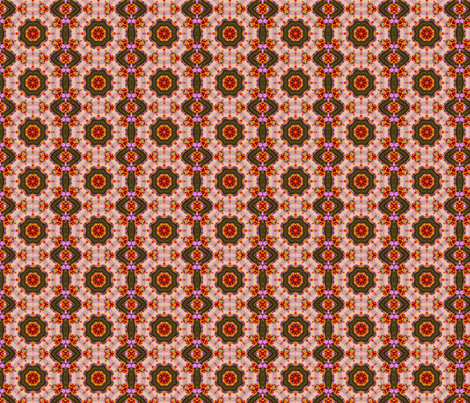 Mums fabric by back_river_designs on Spoonflower - custom fabric
