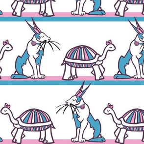 the Tortoise &amp; the Hare Stripe