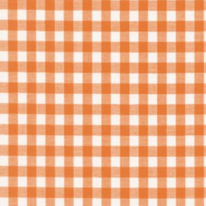 ORANGE GROVE GINGHAM