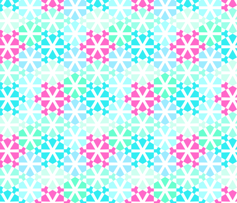 Yukihana fabric by nekineko on Spoonflower - custom fabric