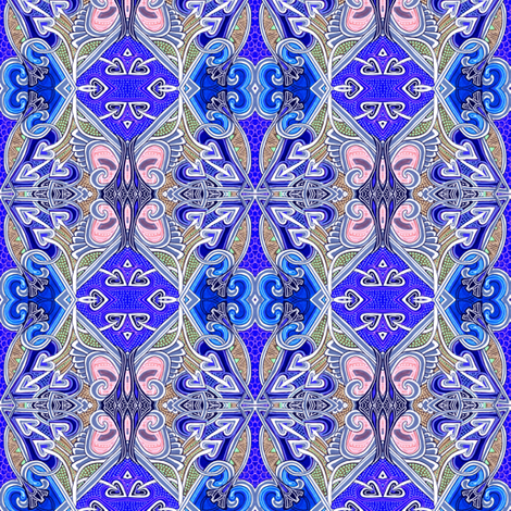 Butterflight fabric by edsel2084 on Spoonflower - custom fabric