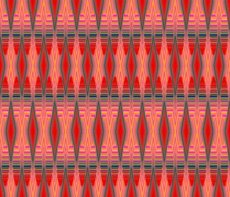 Reverberations 1 fabric by fireflower on Spoonflower - custom fabric