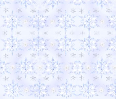 Blizzard_batik fabric by jeritheartist on Spoonflower - custom fabric