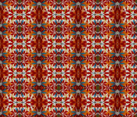 stoffblumen fabric by blumenlimonade on Spoonflower - custom fabric