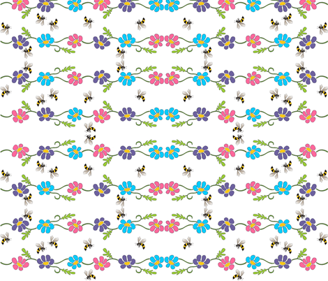daisy_chain fabric by tat1 on Spoonflower - custom fabric