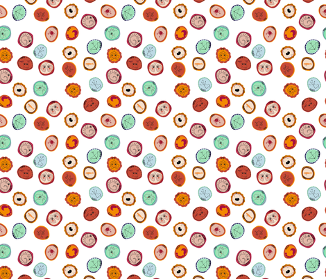 'What's Your Sign?' Zoom Zoom fabric by tscho on Spoonflower - custom fabric