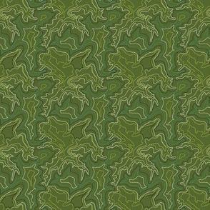 Oceans of Green