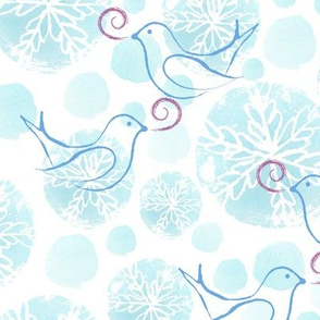 Song Birds Flurries