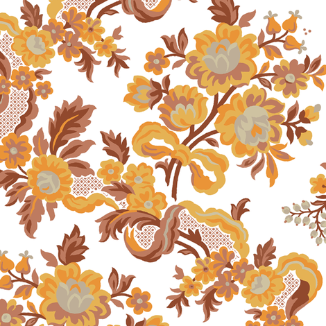 Rococo 3a fabric by muhlenkott on Spoonflower - custom fabric