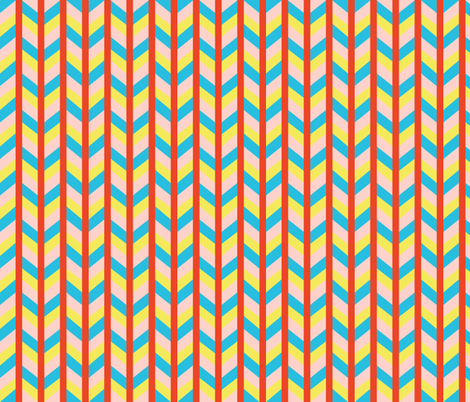 stripe fabric by friedbologna on Spoonflower - custom fabric