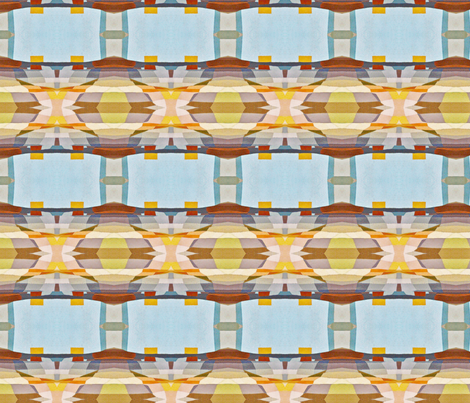horizon_deco fabric by de_boeck_fabrics on Spoonflower - custom fabric