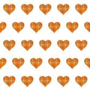 ORANGE GROVE TARTAN HEARTS