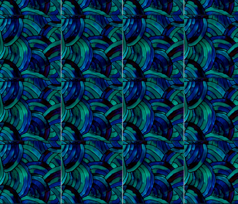 arches 1. fabric by magicalumbrella on Spoonflower - custom fabric