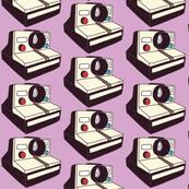 Polaroid Cameras Lilac