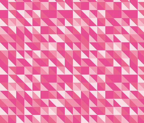 simply triangles fabric by larako on Spoonflower - custom fabric