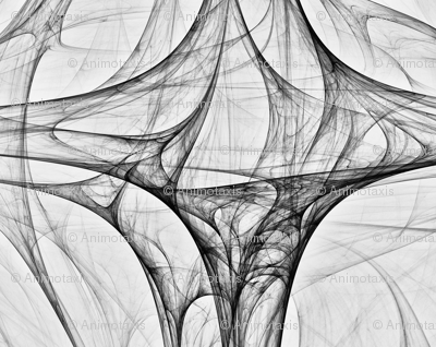 Cosmic Web 6