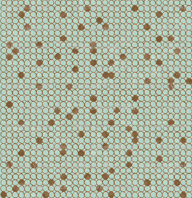 dots_aqua_brown