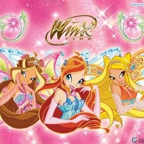 Winx Fairy Friends