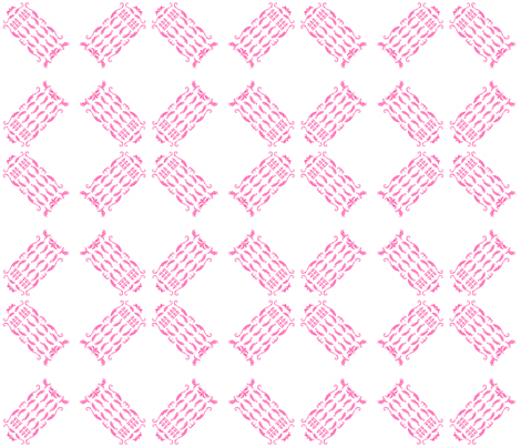 TDamaskPink4 fabric by morrigoon on Spoonflower - custom fabric