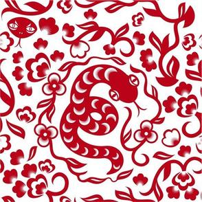 chinese snake