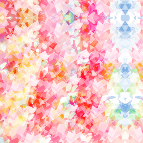 Gems fabric by akwaflorell on Spoonflower - custom fabric