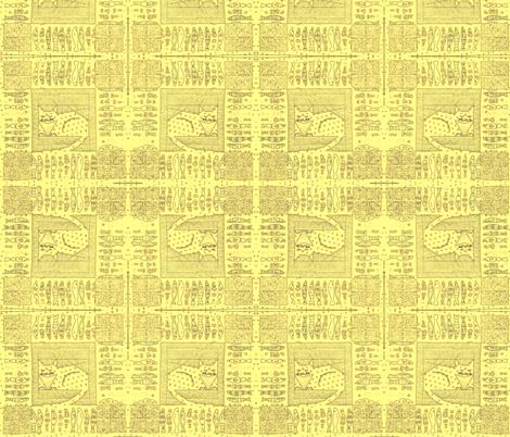 catfish 2. fabric by magicalumbrella on Spoonflower - custom fabric
