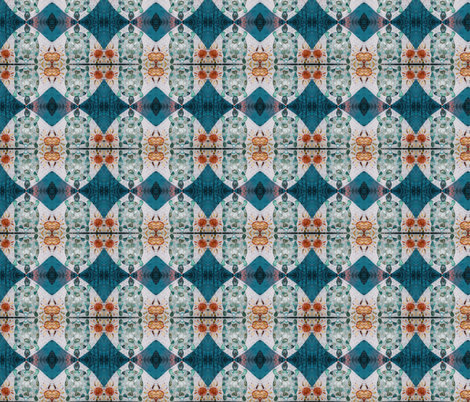 Desert Tortoise fabric by favi on Spoonflower - custom fabric