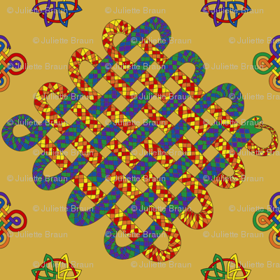 Celtic snake