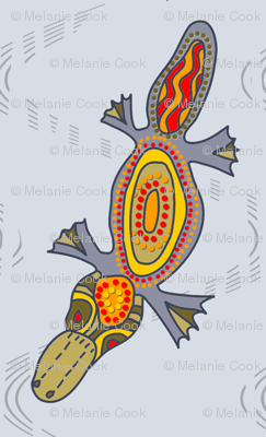 Platypus ripples 254