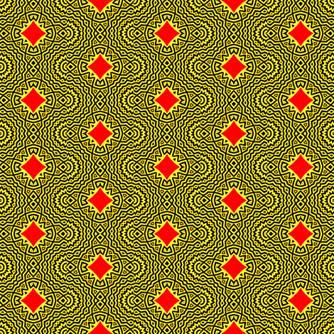 Zesty Zebra 31 fabric by dovetail_designs on Spoonflower - custom fabric