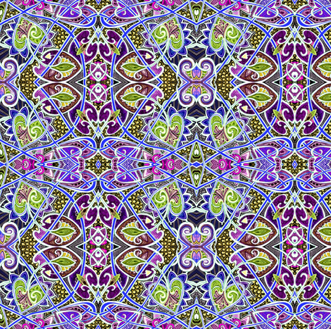 Waiting For the Grapes to Grow fabric by edsel2084 on Spoonflower - custom fabric