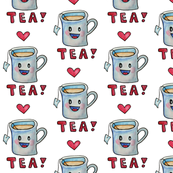 Tea! &lt;3
