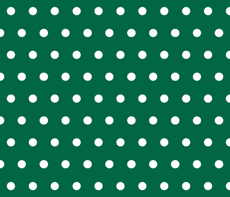 Dot Malachite fabric by honey&fitz on Spoonflower - custom fabric