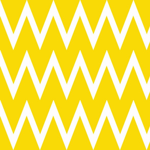 Tall Chevron Sunshine