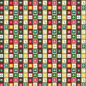 Carreaux de Noël