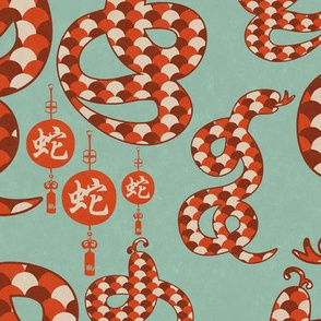 Year of the Water Snake