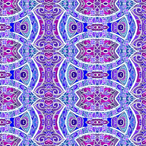 The Path of Most Resistance fabric by edsel2084 on Spoonflower - custom fabric