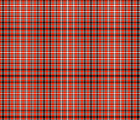 plaid_4 fabric by friar&fife on Spoonflower - custom fabric