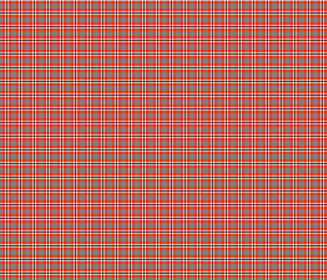 plaid_5 fabric by friar&fife on Spoonflower - custom fabric