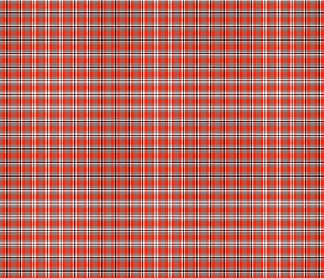 plaid_6 fabric by friar&fife on Spoonflower - custom fabric