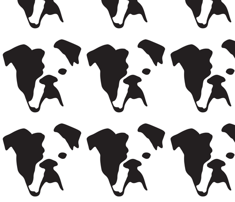 Bulldog Dog Breed fabric by mariafaithgarcia on Spoonflower - custom fabric