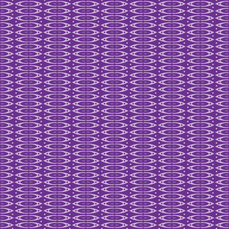 Boho Stripes (Purple) fabric by robyriker on Spoonflower - custom fabric